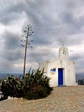 Chiesa ortodossa di St.Nicolaos Fotografia Stock Libera da Diritti