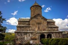Chiesa ortodossa di Zarzma fotografia stock libera da diritti