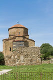 Chiesa ortodossa georgiana del sesto secolo Immagine Stock