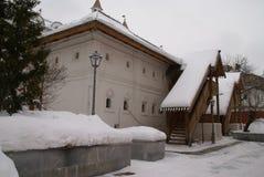 Chiesa ortodossa a Mosca Fotografia Stock