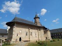 Chiesa ortodossa nella parte settentrionale della Romania Immagini Stock