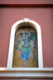 Chiesa ortodossa orientale, Senta, Serbia Fotografia Stock Libera da Diritti