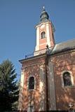 Chiesa ortodossa orientale, Senta, Serbia Immagini Stock