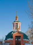 Chiesa ortodossa in Russia. Fotografia Stock