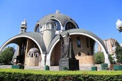 Chiesa ortodossa, Skopje Fotografia Stock