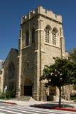 Chiesa - Pasadena CA Fotografia Stock