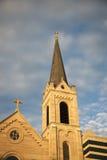 Chiesa a Peoria Fotografie Stock
