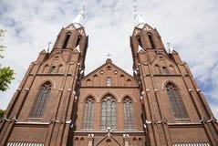 Chiesa più alta Fotografia Stock