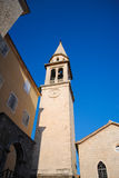 Chiesa pittoresca nel Montenegro Immagini Stock Libere da Diritti