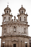 Chiesa a Pontevedra Fotografie Stock