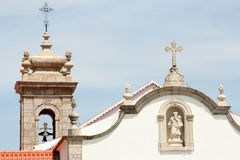 Chiesa portoghese Immagini Stock