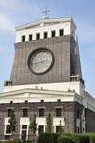 Chiesa a Praga Fotografia Stock Libera da Diritti