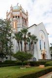 Chiesa presbiteriana commemorativa Florida fotografie stock