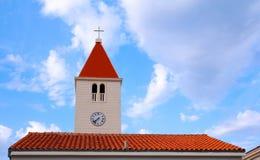 Chiesa in Promajna Immagini Stock