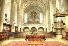 Chiesa protestante Immagini Stock