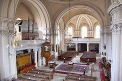 Chiesa protestante Fotografia Stock