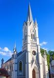 Chiesa protestante a Grodno Fotografia Stock Libera da Diritti