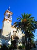 Chiesa a provincia di Chipiona, Cadice, Spagna Immagini Stock