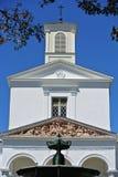 Chiesa in Reunion Island immagini stock libere da diritti