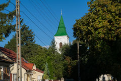 Chiesa riformata immagine stock