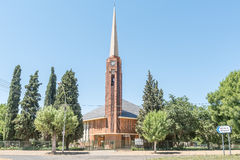 Chiesa riformata olandese Wilgehof Immagini Stock
