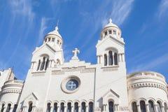 Chiesa romana Immagine Stock