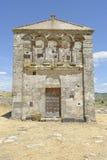 Chiesa romana in anticipo fotografia stock libera da diritti