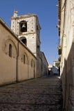 Chiesa Romanic Fotografia Stock Libera da Diritti