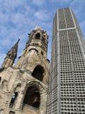 Chiesa rovinata Fotografie Stock Libere da Diritti