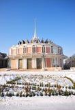 Chiesa rumena Fotografia Stock