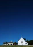 Chiesa rurale Immagini Stock