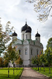 Chiesa russa Immagine Stock