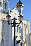 Chiesa russa antica fotografie stock