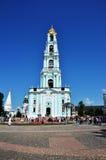 Chiesa in Russia fotografia stock