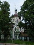 Chiesa in Russia Immagine Stock