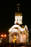 Chiesa in Russia Fotografie Stock