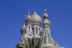 Chiesa San Basilio стоковое фото