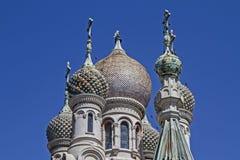 Chiesa San Basilio Royalty Free Stock Images