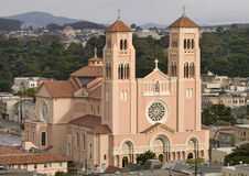 Chiesa a San Francisco Fotografia Stock