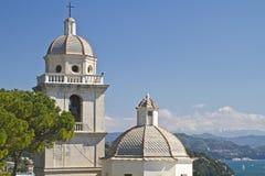 Chiesa San Lorenzo in Portovenere Royalty Free Stock Photos