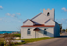 Chiesa sana della roccia Immagini Stock Libere da Diritti
