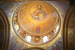 Chiesa santa del Sepulchre 3 Fotografia Stock Libera da Diritti