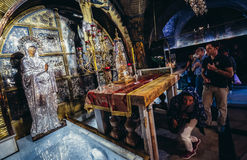 Chiesa santa del Sepulchre Fotografia Stock