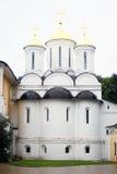 Chiesa santa di trasfigurazione in Yaroslavl Eredità dell'Unesco Immagine Stock Libera da Diritti