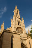 Chiesa Santa Eulalia Immagini Stock