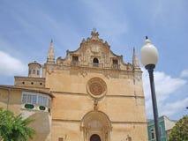 Chiesa Santa Fe New Mexico di missione Fotografia Stock