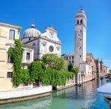 Chiesa Santa Maria Formosa nel Castello, Venezia Fotografia Stock Libera da Diritti