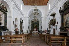 Chiesa Santissima Trinita Zdjęcia Royalty Free