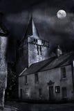 Chiesa scozzese Fotografie Stock