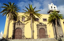 Chiesa spagnola Fotografia Stock